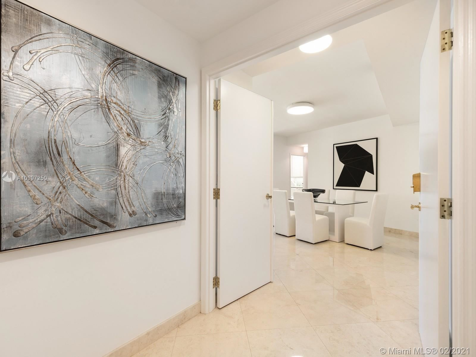 Photo of 9601 Collins Ave #403, Bal Harbour, FL 33154 (MLS # A10997250)
