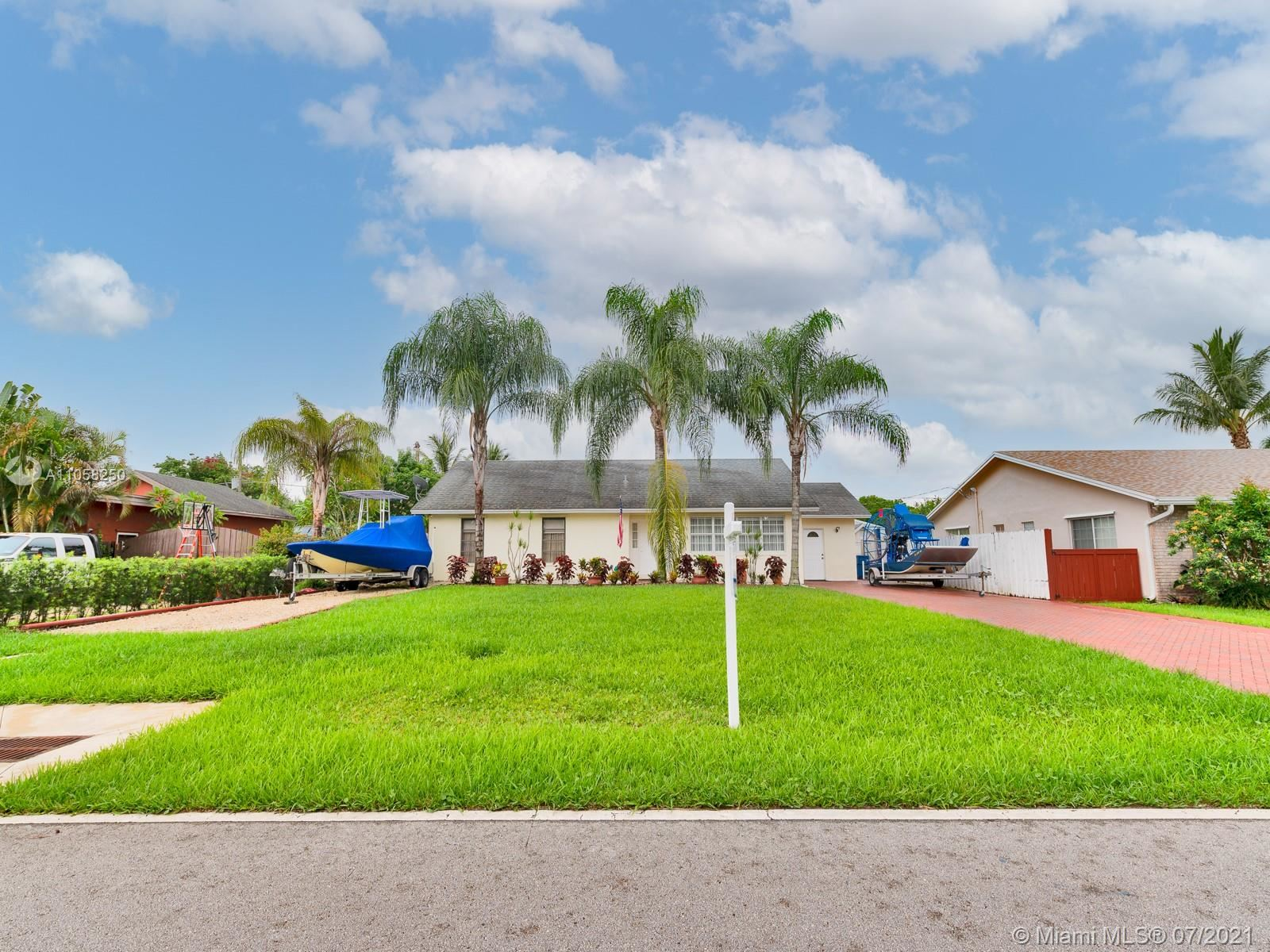 4840 NW 77th Ct, Fort Lauderdale, FL 33073 - #: A11058250