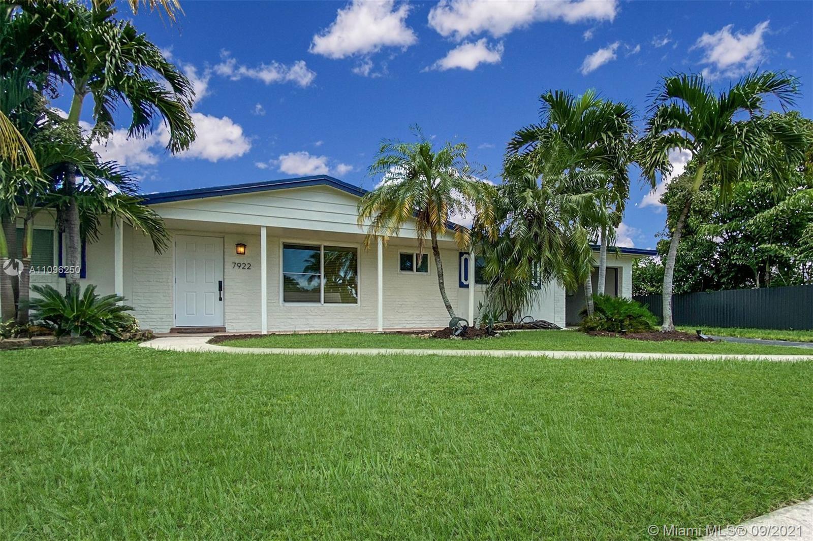 7922 SW 146th Ave, Miami, FL 33183 - #: A11096250