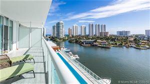 Photo of 400 Sunny Isles Blvd #907, Sunny Isles Beach, FL 33160 (MLS # A10376251)