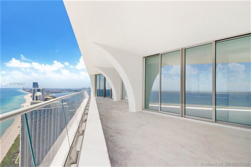 Photo of 16901 Collins Ave #4901, Sunny Isles Beach, FL 33160 (MLS # A10786251)