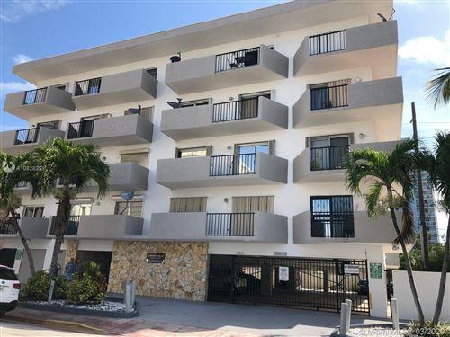 Foto de inmueble con direccion 6965 Harding Ave #501 Miami Beach FL 33141 con MLS A10828251