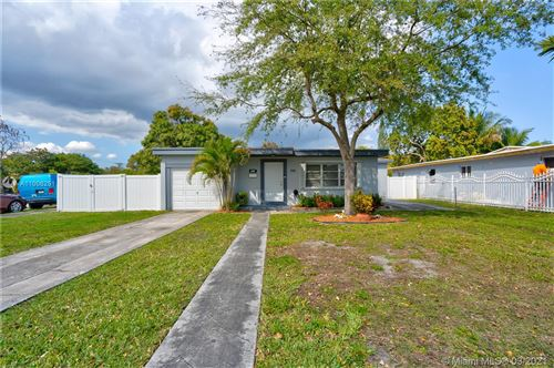 Photo of 155 NW 123rd St, North Miami, FL 33168 (MLS # A11006251)