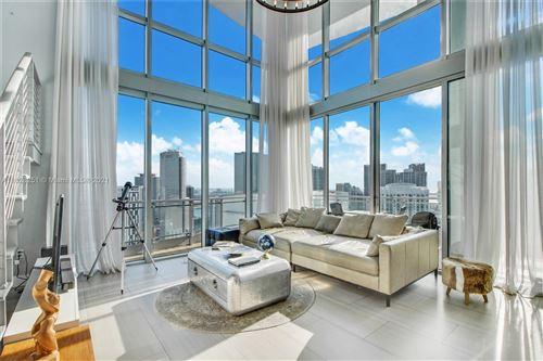 Photo of 90 SW 3rd St #PH-5, Miami, FL 33130 (MLS # A11028251)