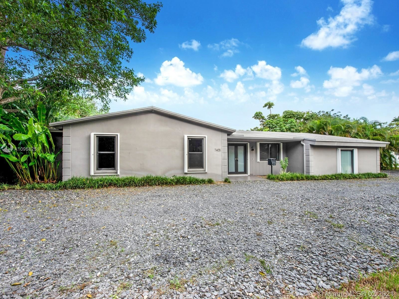 7405 SW 122nd St, Pinecrest, FL 33156 - #: A10958251