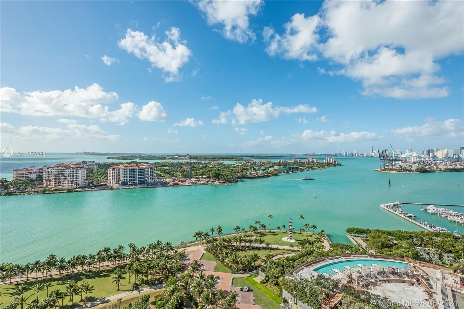 300 S Pointe Dr #2502, Miami Beach, FL 33139 - #: A11055251