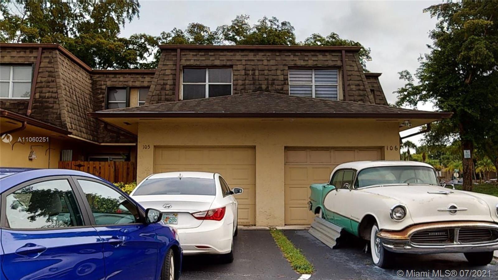 14237 SW 94 #105, Miami, FL 33186 - #: A11060251