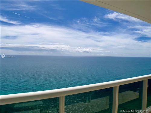 Photo of 1800 S Ocean Dr #4203, Hallandale, FL 33009 (MLS # A10807252)