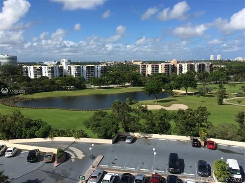 Photo of 20301 W Country Club Dr #1022, Aventura, FL 33180 (MLS # A10982252)
