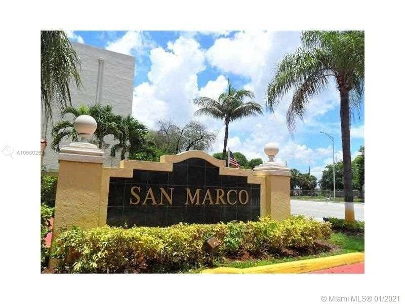 8830 Fontainebleau Blvd #203, Miami, FL 33172 - #: A10980252