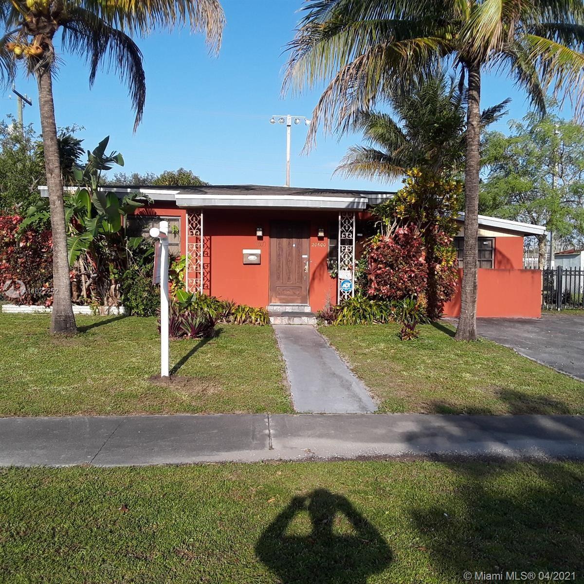 20600 NE 15th Ave, Miami, FL 33179 - #: A11022252
