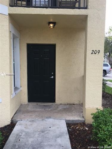 Photo of 209 Belmont Ln #209, North Lauderdale, FL 33068 (MLS # A10965253)