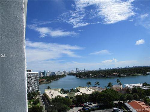 Photo of 6900 Bay Dr #10L, Miami Beach, FL 33141 (MLS # A11100253)