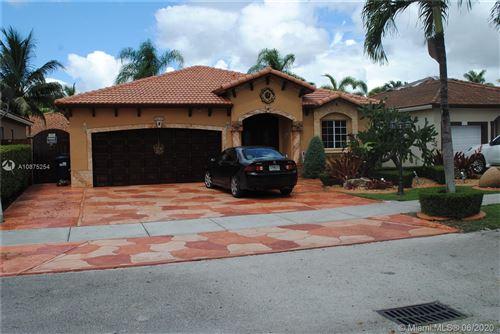 Photo of 9540 SW 162nd Path, Miami, FL 33196 (MLS # A10875254)