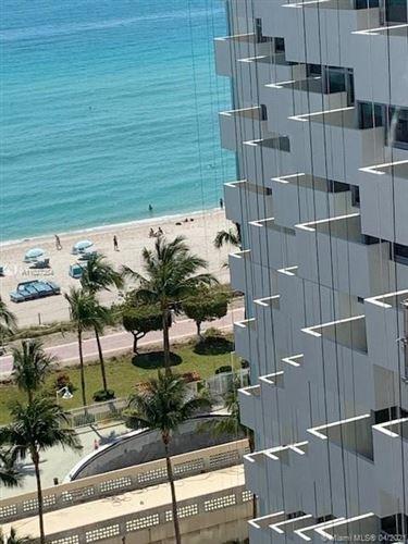Photo of 2899 E Collins Ave #1603, Miami Beach, FL 33140 (MLS # A11027254)