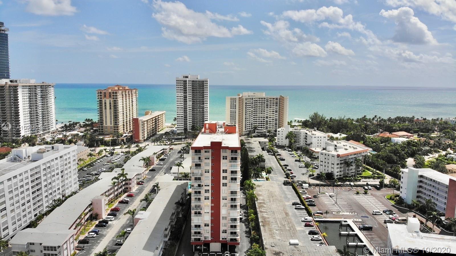 3161 S Ocean Dr #809, Hallandale Beach, FL 33009 - #: A10935254