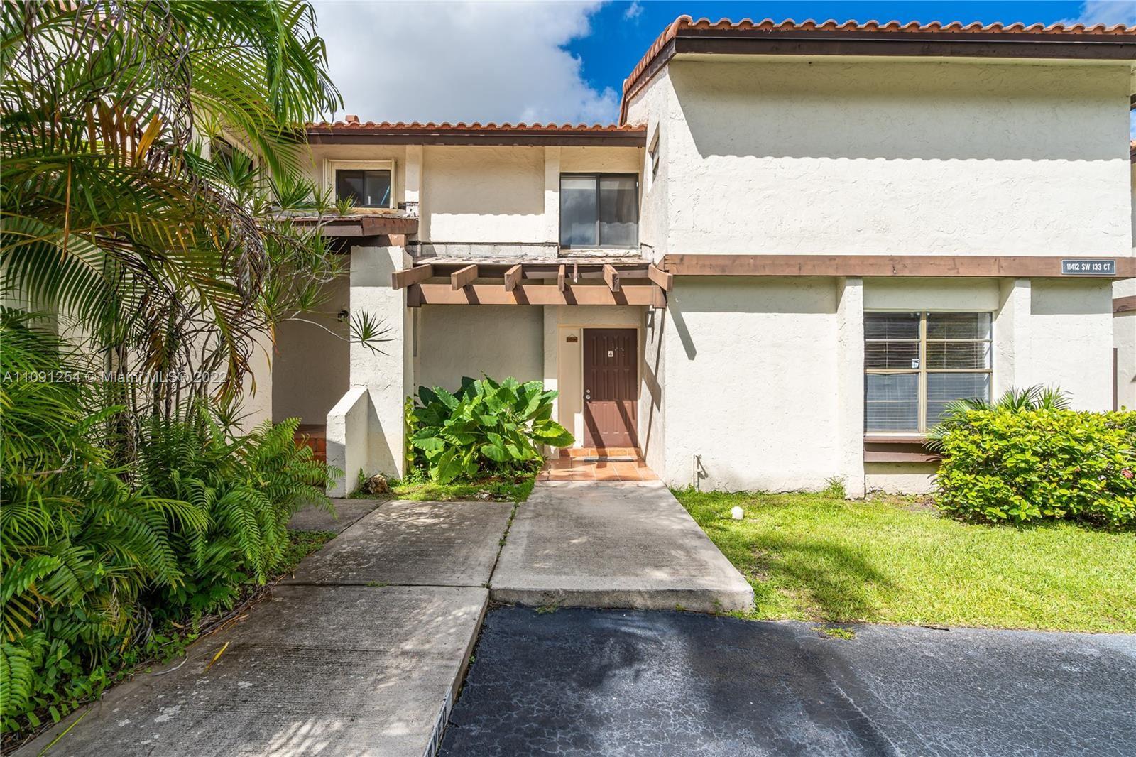 11412 SW 133rd Ct #58-4, Miami, FL 33186 - #: A11091254