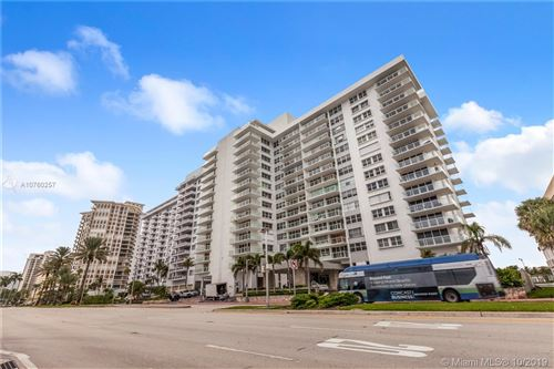 Photo of Listing MLS a10760257 in 5750 Collins Ave #12K Miami Beach FL 33140