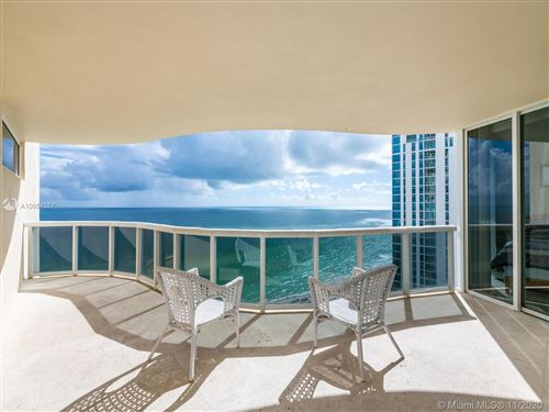 Photo of 17555 Collins Ave #2404, Sunny Isles Beach, FL 33160 (MLS # A10954257)