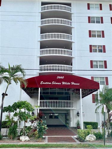 Photo of 3660 NE 166th St #504, North Miami Beach, FL 33160 (MLS # A11057257)
