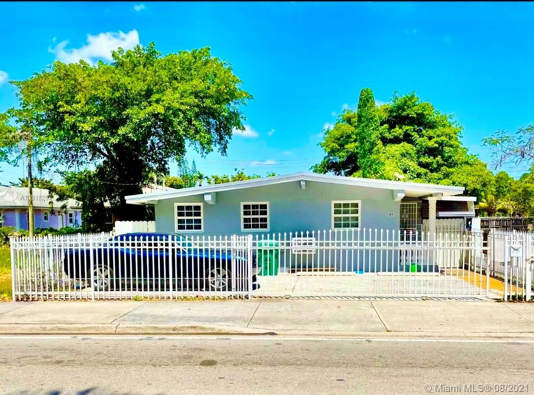 1891 NW 62nd St, Miami, FL 33147 - #: A10918257