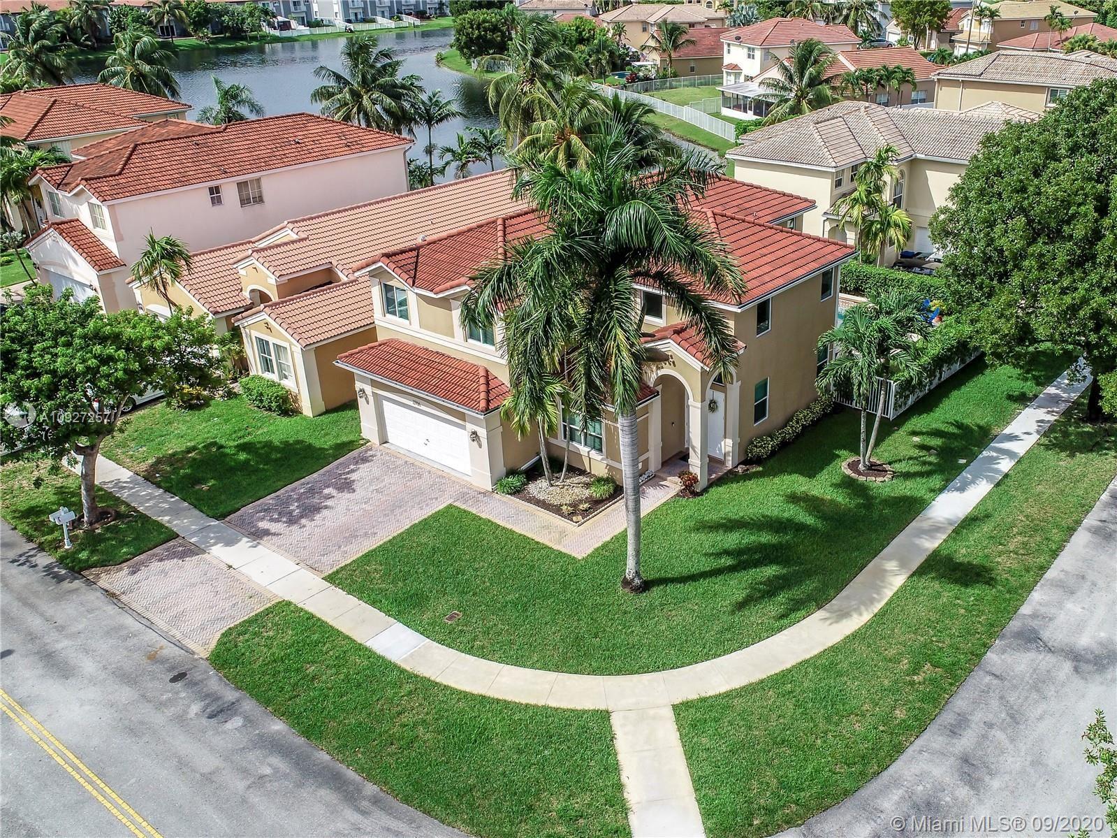 Photo of 2706 SW 129th Ave, Miramar, FL 33027 (MLS # A10927257)