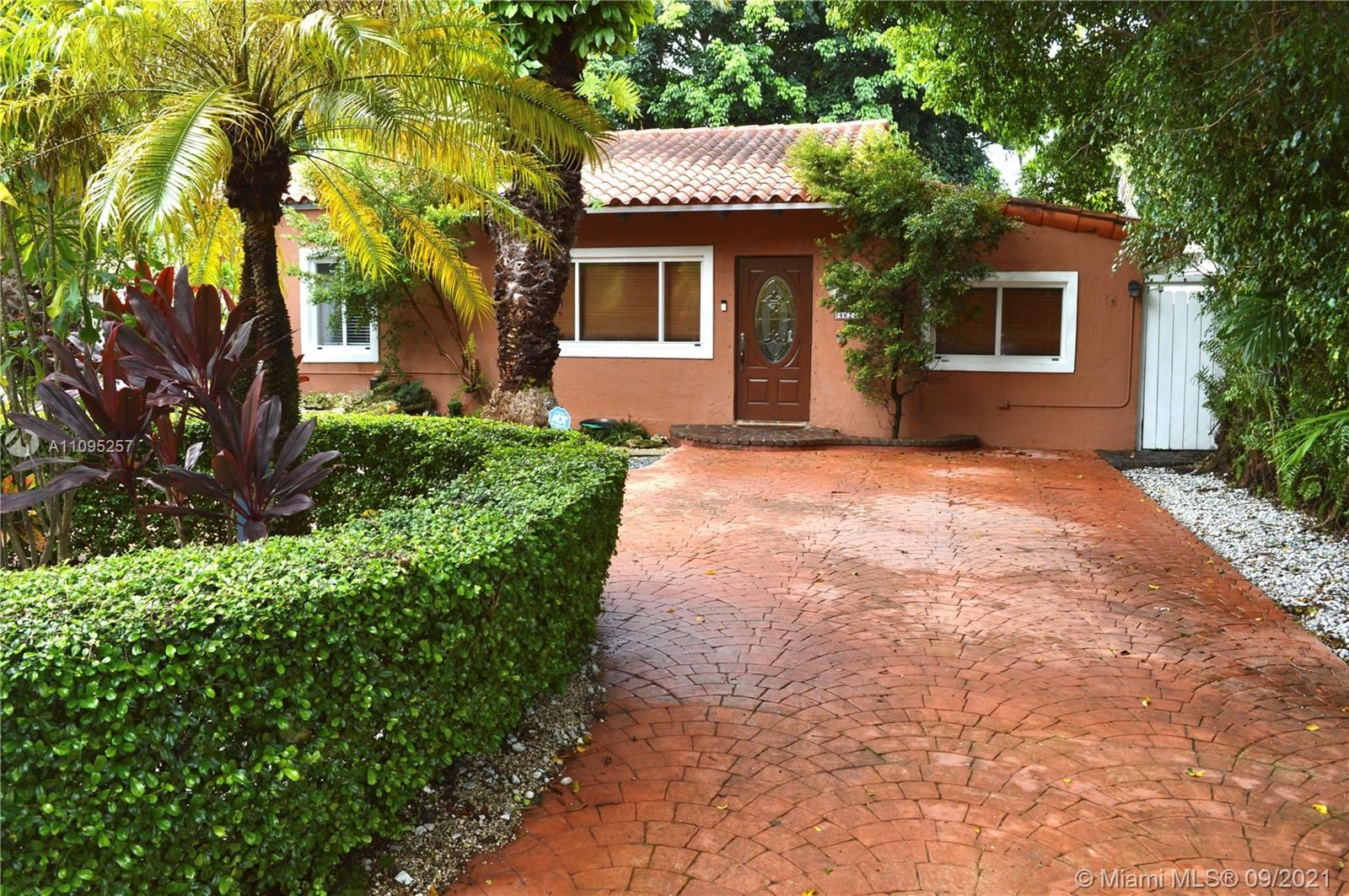 Photo of 4624 SW 11th St, Coral Gables, FL 33134 (MLS # A11095257)