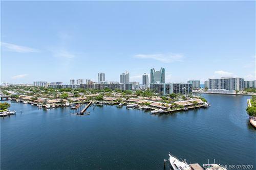 Photo of 300 Three Islands Blvd #611, Hallandale Beach, FL 33009 (MLS # A10887258)