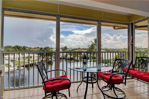 Photo of 698 NE Spanish River Blvd #42, Boca Raton, FL 33431 (MLS # A10933258)