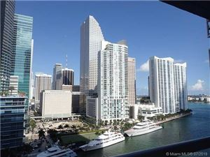 Photo of 475 Brickell Ave #1615, Miami, FL 33131 (MLS # A10709259)