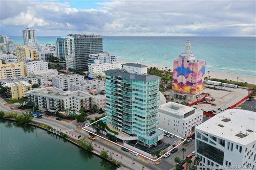 Photo of 3411 Indian Creek Dr #901, Miami Beach, FL 33140 (MLS # A10935259)