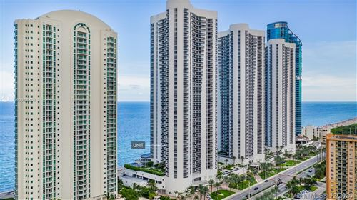 Photo of 16001 Collins Ave #1003, Sunny Isles Beach, FL 33160 (MLS # A10968259)