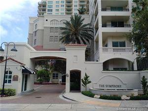 Photo of 610 W Las Olas Blvd #1011N, Fort Lauderdale, FL 33312 (MLS # A10504260)
