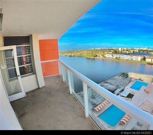 Photo of 1301 NE Miami Gardens Dr #1115W, Miami, FL 33179 (MLS # A11007260)