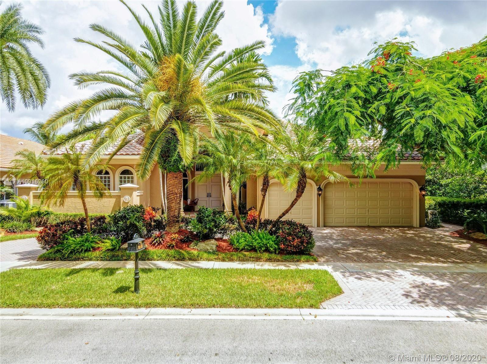 10545 Blue Palm St, Plantation, FL 33324 - #: A10916260