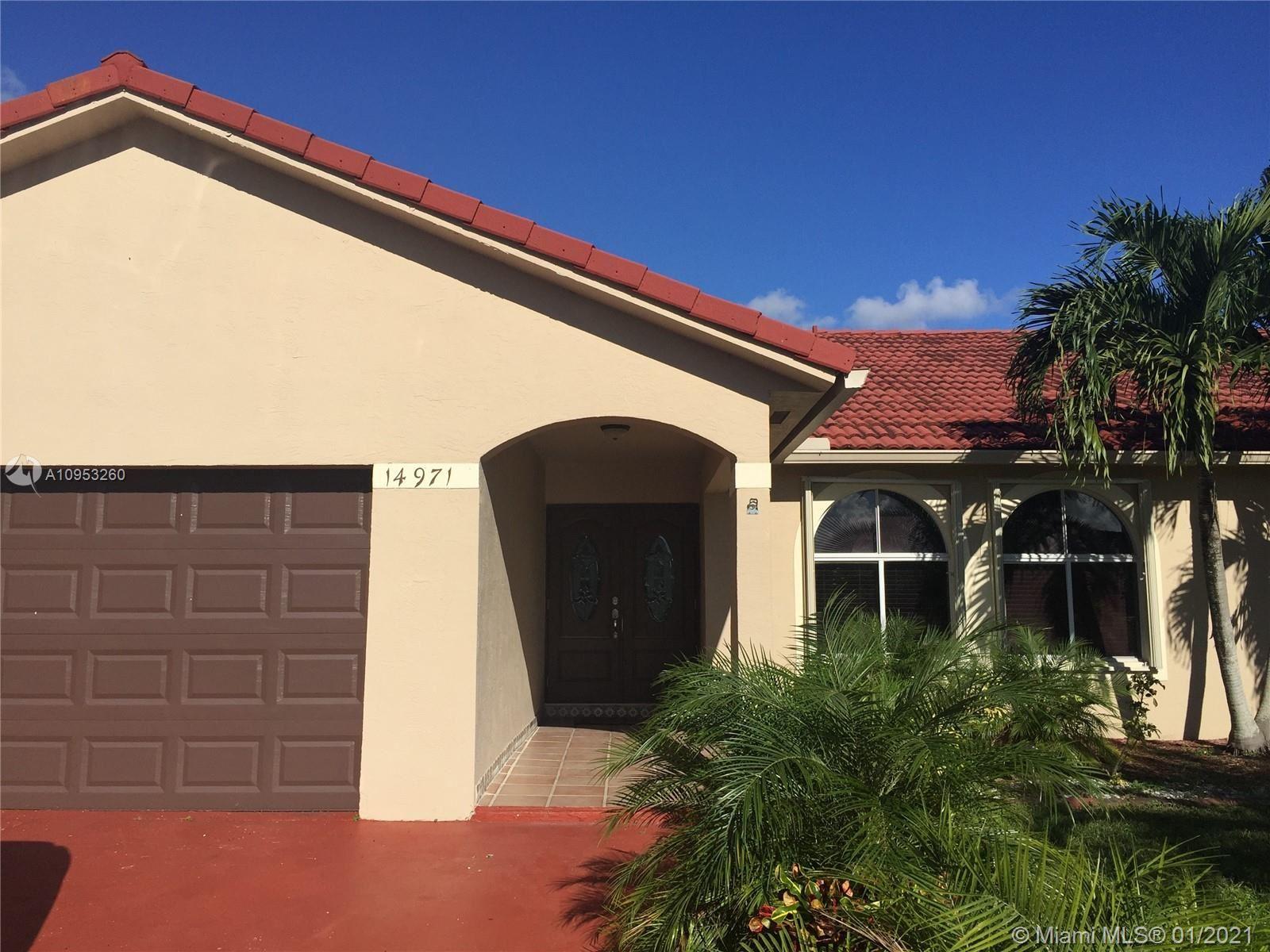 14971 SW 147th Ct, Miami, FL 33196 - #: A10953260