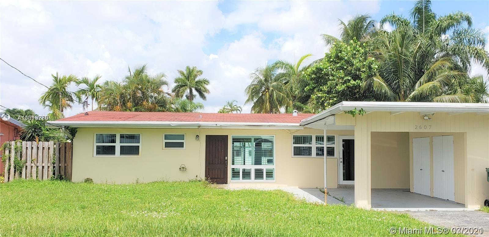 2607 Flamingo Ln, Fort Lauderdale, FL 33312 - #: A11013260