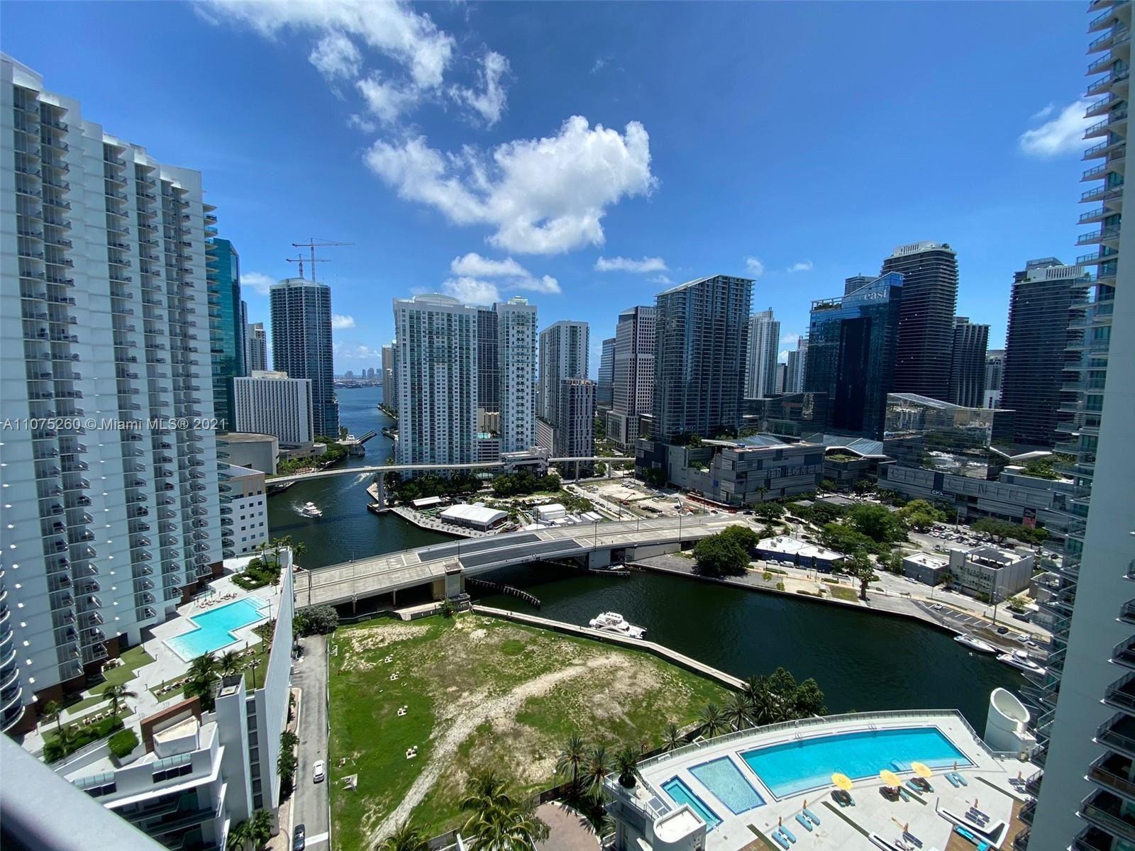 90 SW 3rd St #2813, Miami, FL 33130 - #: A11075260