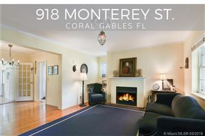 Photo of 918 Monterey St, Coral Gables, FL 33134 (MLS # A10616261)