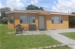 Foto de inmueble con direccion 8400 NW 24th Ave Miami FL 33147 con MLS A10693261