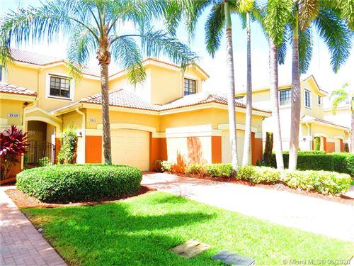 Photo of 3812 Tree Top Dr #3812, Weston, FL 33332 (MLS # A10877261)