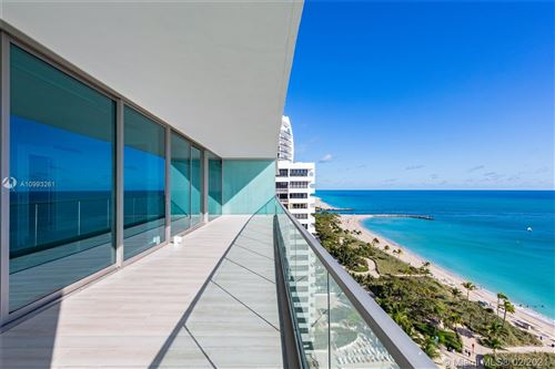 Photo of 10203 Collins Ave #1602, Bal Harbour, FL 33154 (MLS # A10993261)