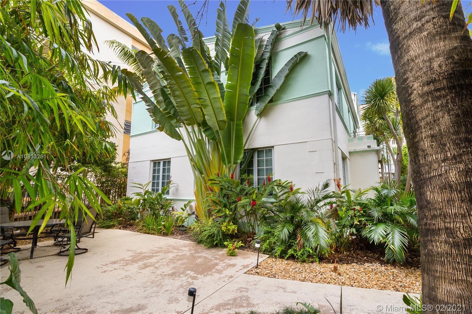 815 Euclid Ave #9, Miami Beach, FL 33139 - #: A10833261