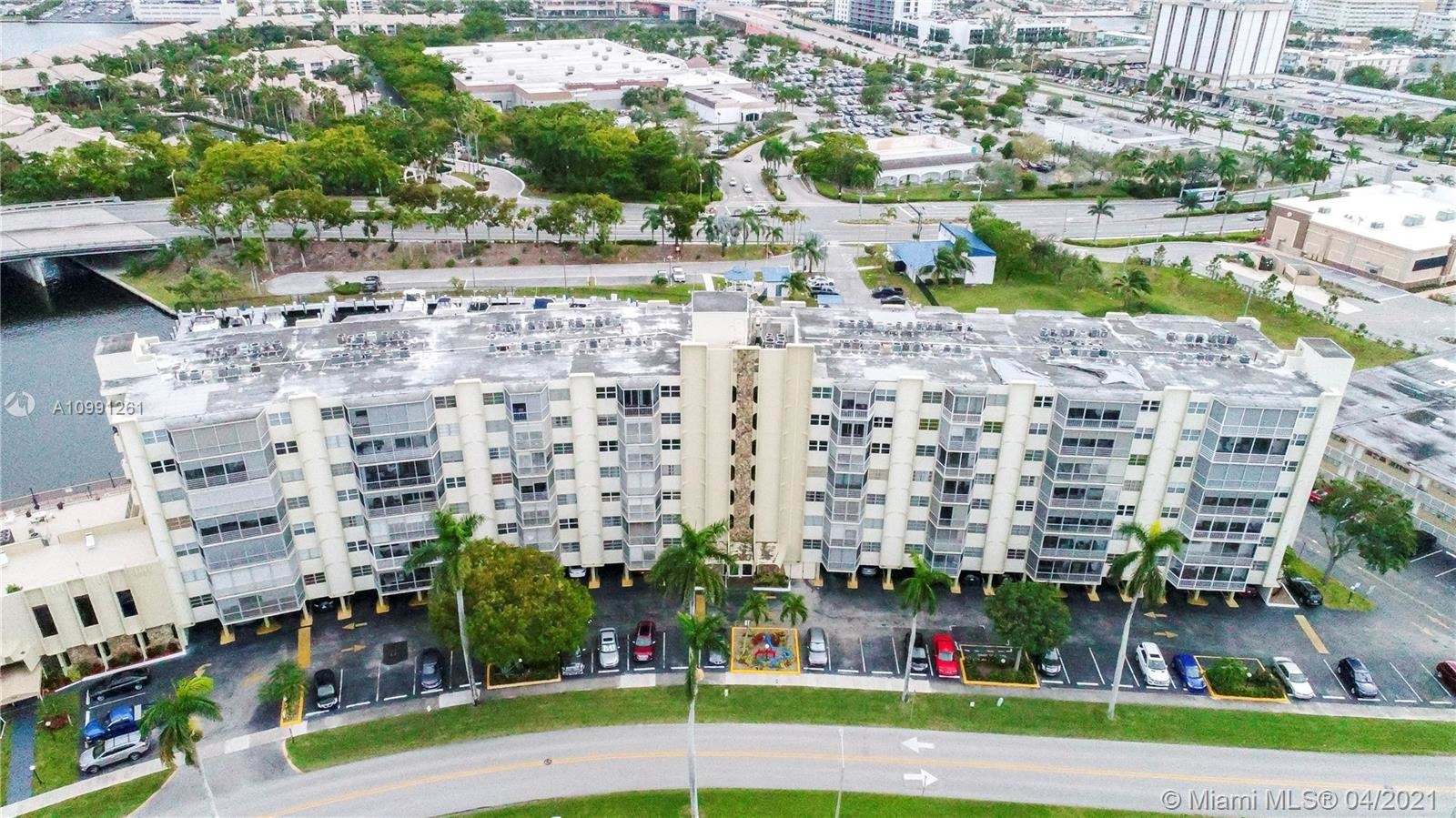 200 Diplomat Pkwy #433, Hallandale Beach, FL 33009 - #: A10991261