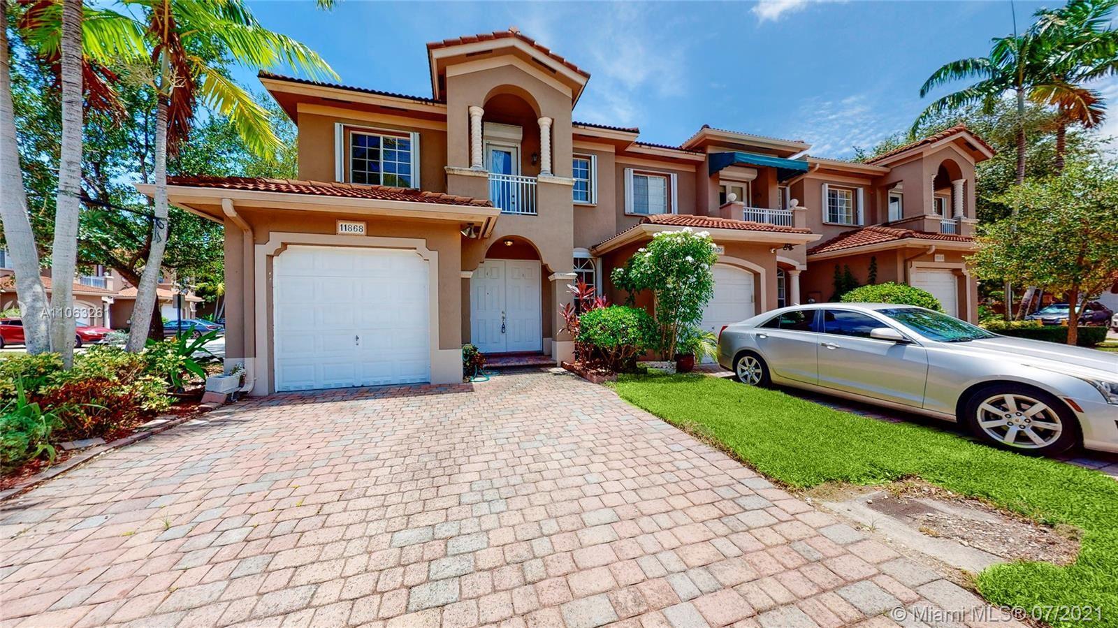 11868 SW 80th Te, Miami, FL 33183 - #: A11063261