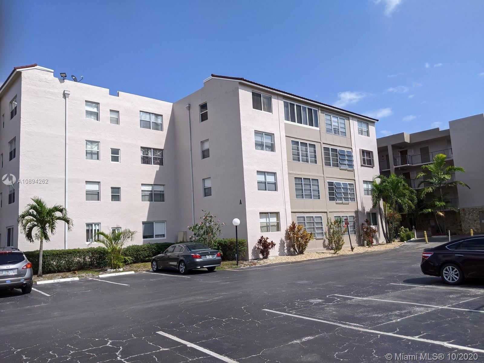 2821 Somerset Dr #302, Lauderdale Lakes, FL 33311 - #: A10894262