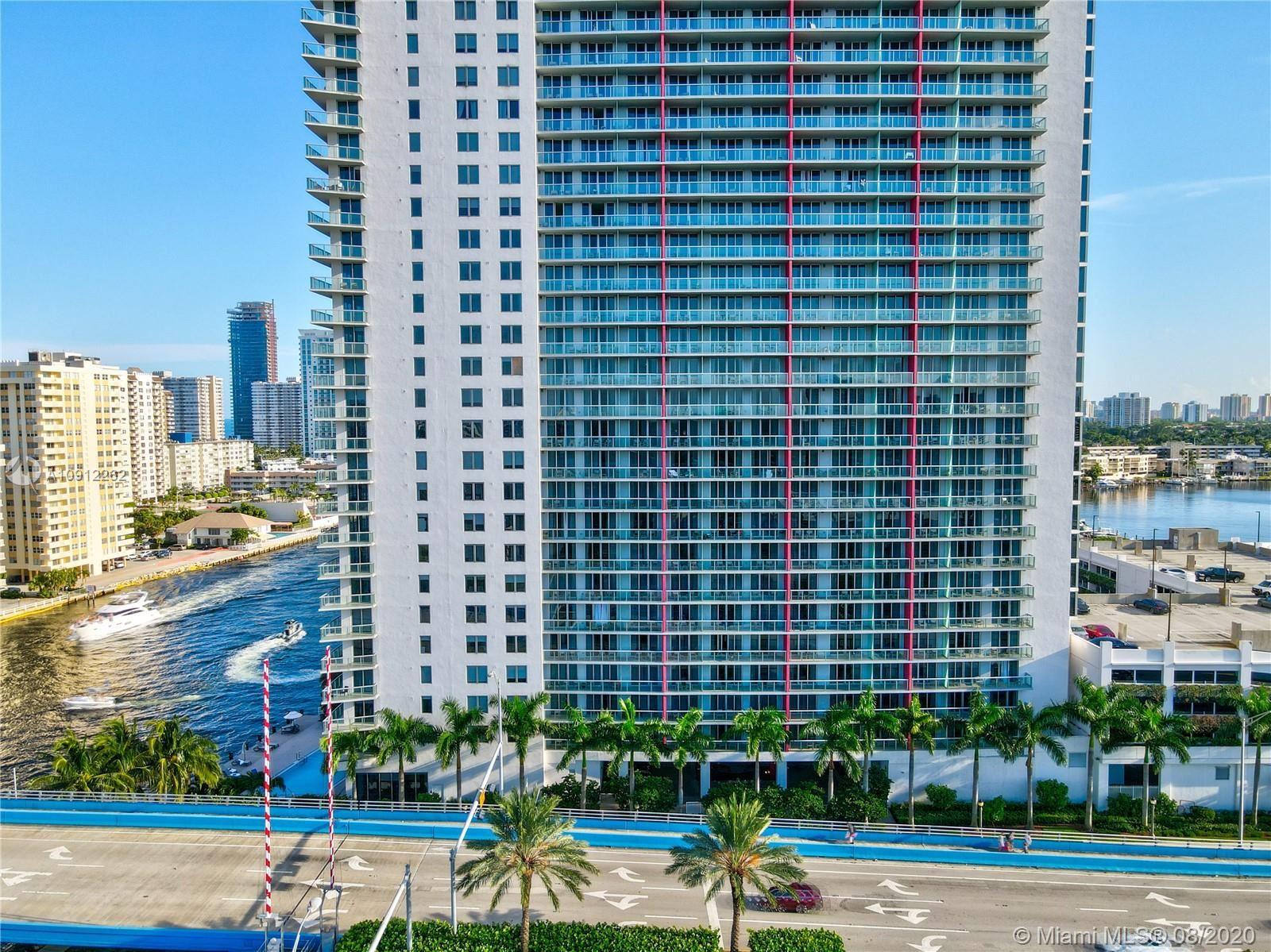 2602 E Hallandale Beach Blvd #R1006, Hallandale Beach, FL 33009 - #: A10912262