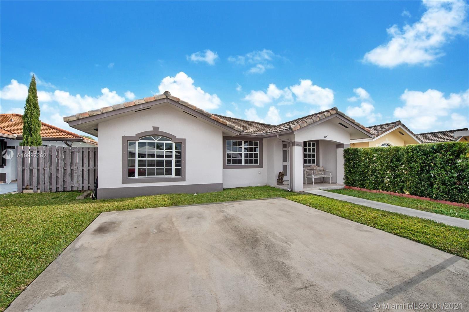 14141 SW 147th Ct, Miami, FL 33196 - #: A10982262
