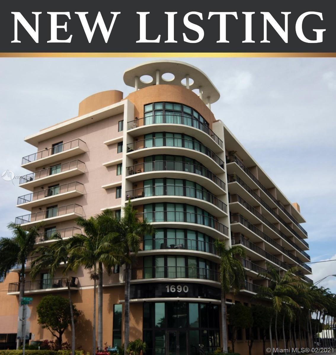 1690 SW 27th Ave #603, Miami, FL 33145 - #: A10998262