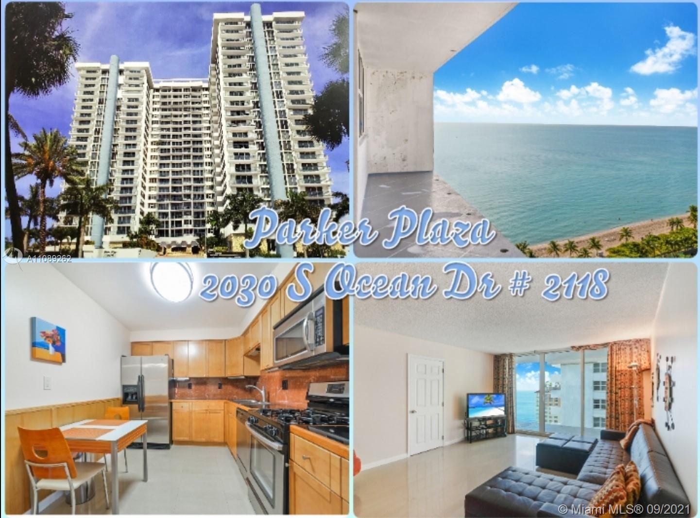2030 S Ocean Dr #2118, Hallandale Beach, FL 33009 - #: A11089262